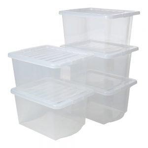 Multi Pack Plastic Boxes
